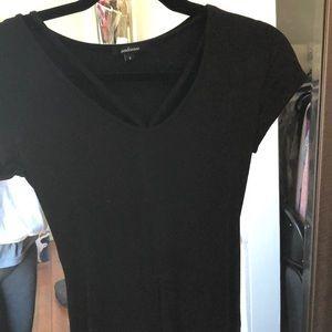 Ambiance Black size Sm TShirt